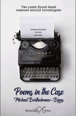 poems in the case front cover[1988]
